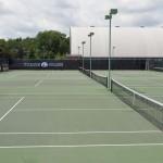 Clark Tennis Courts